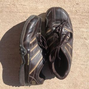 Boys Skechers casual shoes